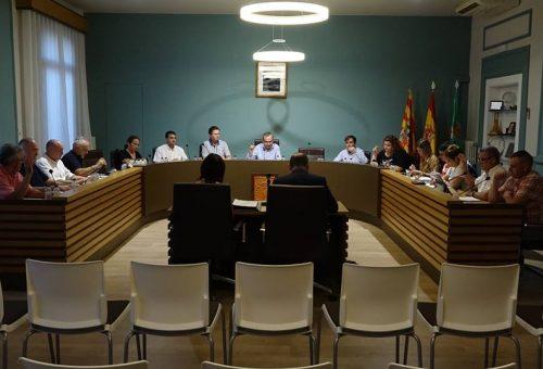 El PSOE de Fraga pide dimisiones tras el archivo de las denuncias contra Miguel Luis Lapeña y Pilar Vilar