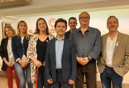 El PSOE gana las elecciones en Huesca con más del 33% de los votos