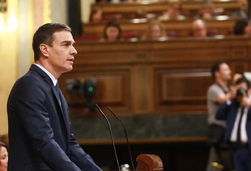 El PSOE del Alto Aragón lamenta la oportunidad perdida tras el rechazo de la candidatura de Pedro Sánchez a la presidencia del Gobierno