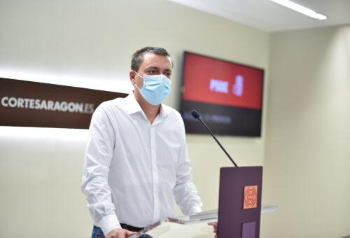 El PSOE lamenta que el PP cuestione el paso a nueva normalidad de algunos territorios del Altoaragón