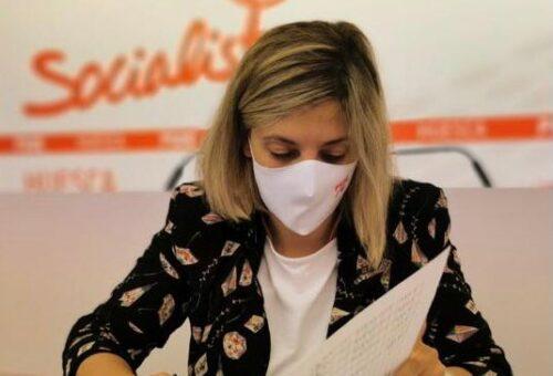 El PSOE Alto Aragón celebra que Mario Garcés y Ana Alós hayan visitado la provincia de Huesca tras más de un año