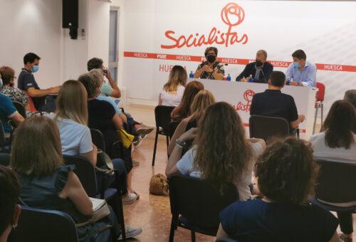 El PSOE Alto Aragón pide al PP que deje de buscar el enfrentamiento constante y arrime el hombro para sacar adelante los asuntos de interés general para la provincia en vez de boicotearlos