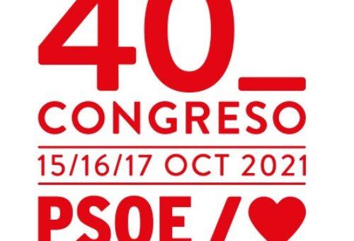Abierto el plazo para presentar precandidaturas para encabezar la delegación del Alto Aragón en el 40º Congreso Federal del PSOE