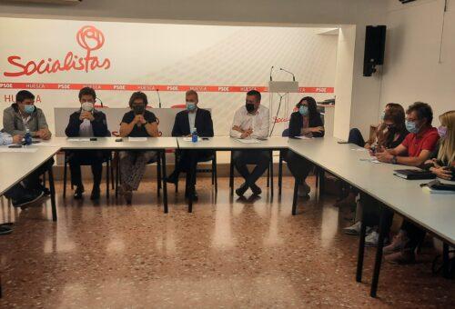 El PSOE Alto Aragón prepara su participación en el Congreso Federal de este fin de semana